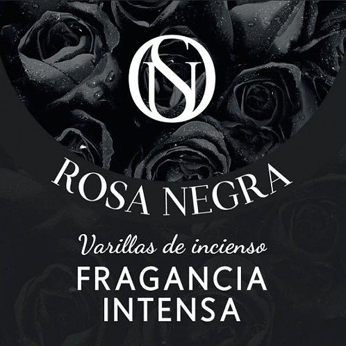 Encens Rose noire Pack de 20 Bâtons