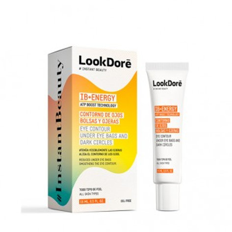 LOOKDORE Ib + Energy Contour des yeux 15 ml