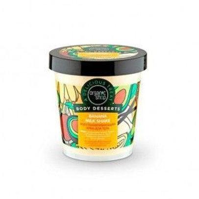 Body crème réparateur pour le corps Banane BIO 450 ml