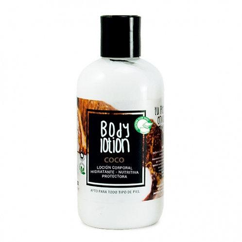 Lait corporel hydratant Bio 250 ml
