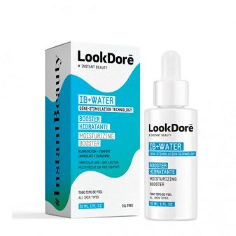 LOOKDORE Ib + Hydratant booster d'eau
