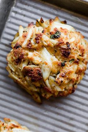 Broiled Crabcake