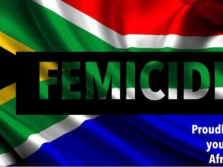 FEMICIDE: Proudly brought to you by South African men [video]