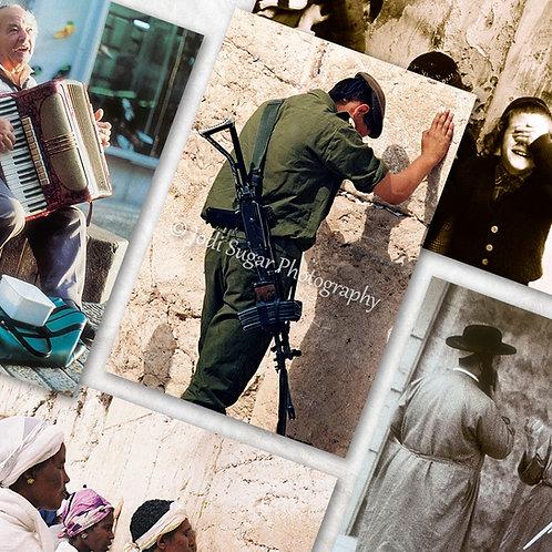 People of Israel Card Set