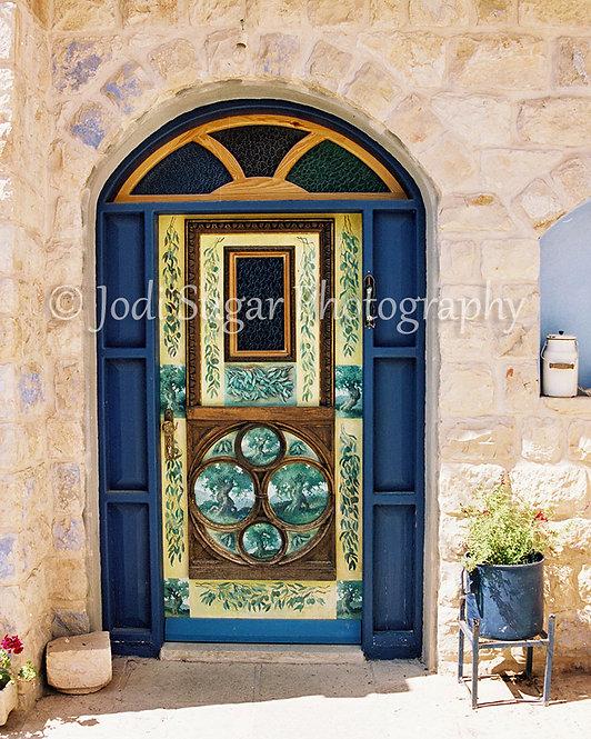 Blue Door, Safed