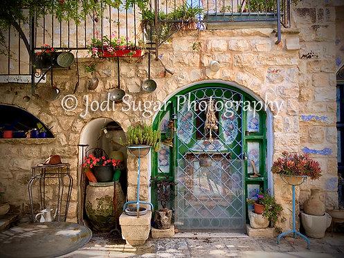 Artist Home, Safed