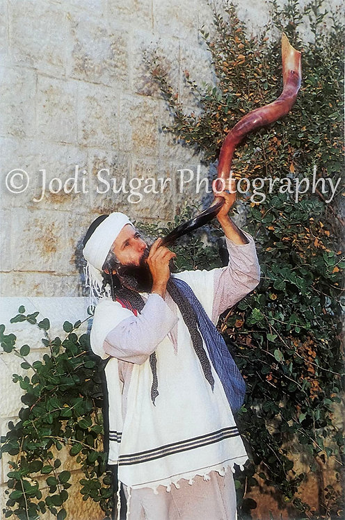 The Sound Of The Shofar