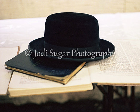 Hat and Talmud