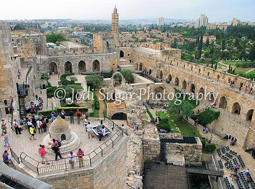 David's Citadel, Jerusalem