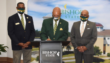 Bishop State, Mississippi State University partnership provides transfer pathway for tech students