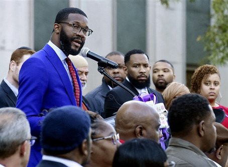 Mayor Randall Woodfin poised to assume national role in Democratic Party with convention speech