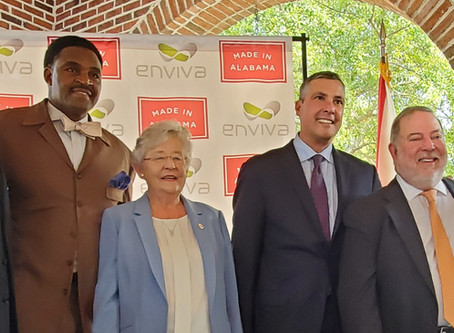 Alabama Governor awards grant to help create jobs in Black Belt region