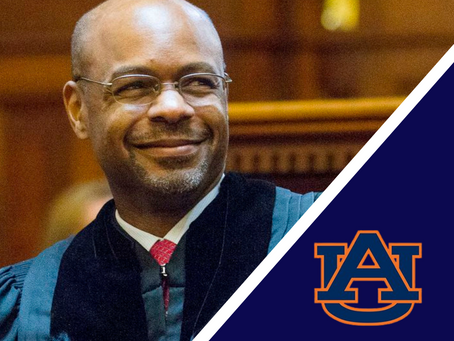 Auburn names student center for its first Black student body president, now Georgia Chief Justice