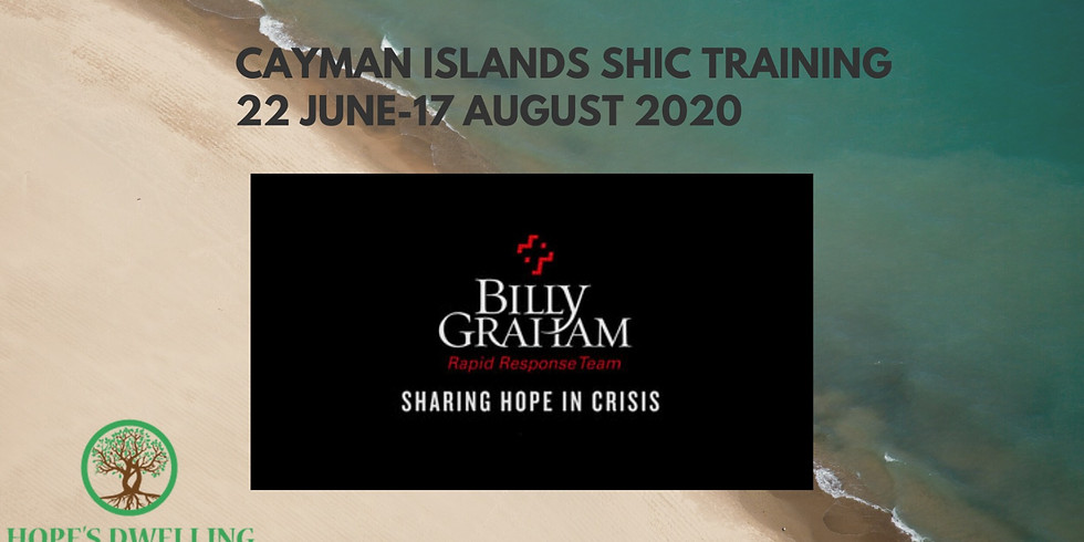 Cayman Islands Sharing Hope in Crisis Training
