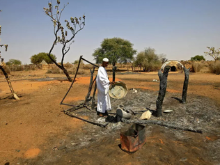 Death toll in Darfur clashes rises to 132
