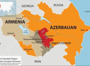 GENOCIDE EMERGENCY: AZERBAIJAN IN Nagorno-Karabakh (ARTSAKH)