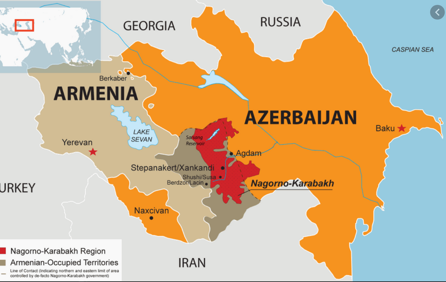 GENOCIDE EMERGENCY: AZERBAIJAN IN ARTSAKH