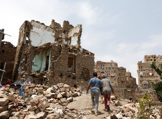 UN War Crimes Report on Yemen Accuses Saudi Arabia and U.A.E. of bombing and killing thousands of ci