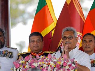 Trouble brews in post-election Sri Lanka