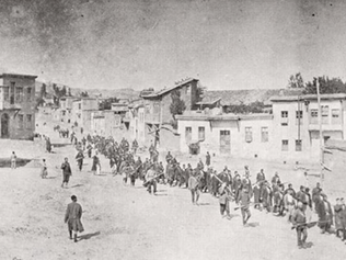 Historian unearths evidence that Istanbul directed Armenian genocide