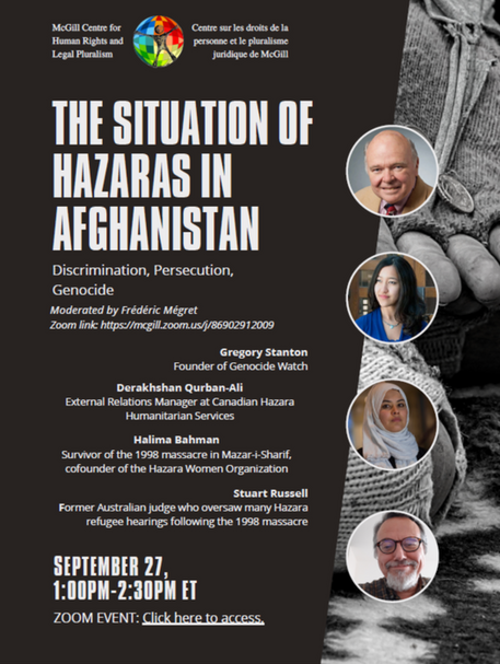 The Threat to Hazaras in Afghanistan
