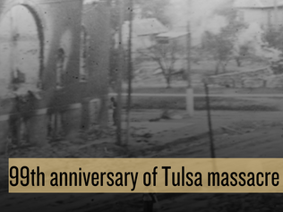 99th Anniversary of Tulsa massacre of hundreds of Black lives recalls thousands of Blacks lynched an