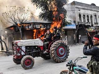 Afrin, Syria: Kurdish population more than halved since 2018 Turkish invasion