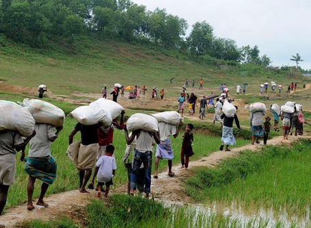 Rohingya group backs ICC probe into Myanmar's atrocity