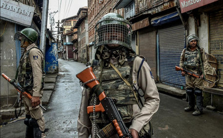 GENOCIDE WARNING: INDIA
