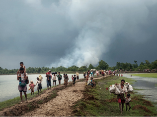 IAGS RESOLUTION: Persecution of Rohingya BY MYANMAR IS Genocide & Crımes agaınst humanıty