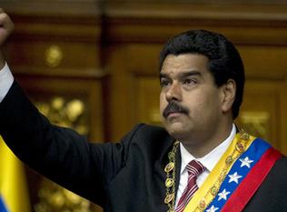 Venezuela is committing crimes against humanity