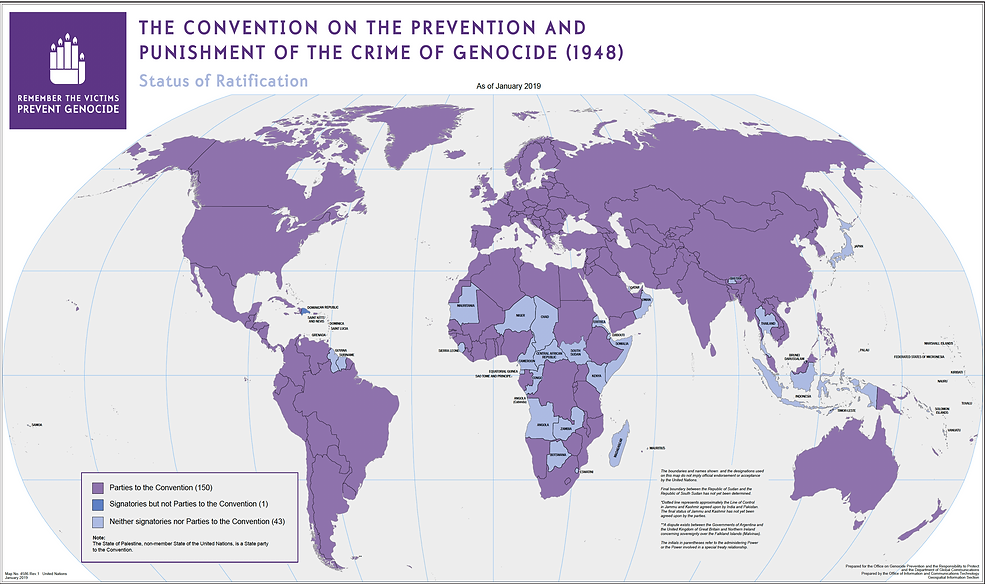 States-Parties Genocide Convention