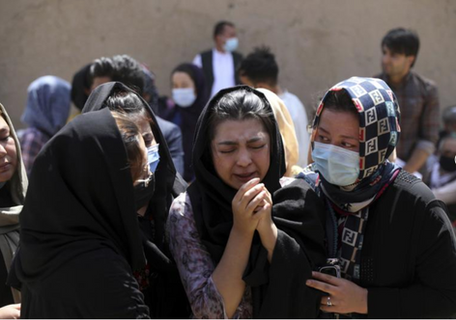 Hope Died In Afghanistan