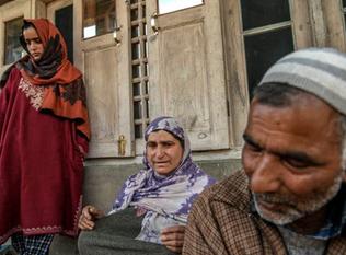 Kashmir, Under Siege and Lockdown, Faces a Mental Health Crisis