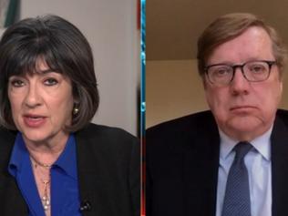 Ambassador David Scheffer interviewed by CNN's Christiane Amanpour on China's Genocide of Uyghurs