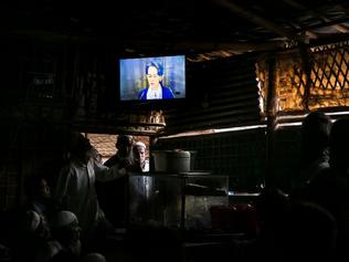 Rohingya: The Word Aung San Suu Kyi Did Not Want To Say