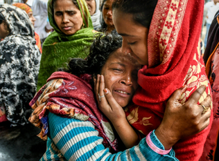 As New Delhi Counts the Dead, Questions Swirl About Police Response