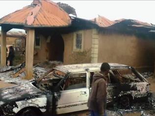 Muslim militants burn elderly alive in Nigeria as terrorized Christian villagers wait for help