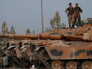 Turkey's occupation of NE Syria includes population transfers