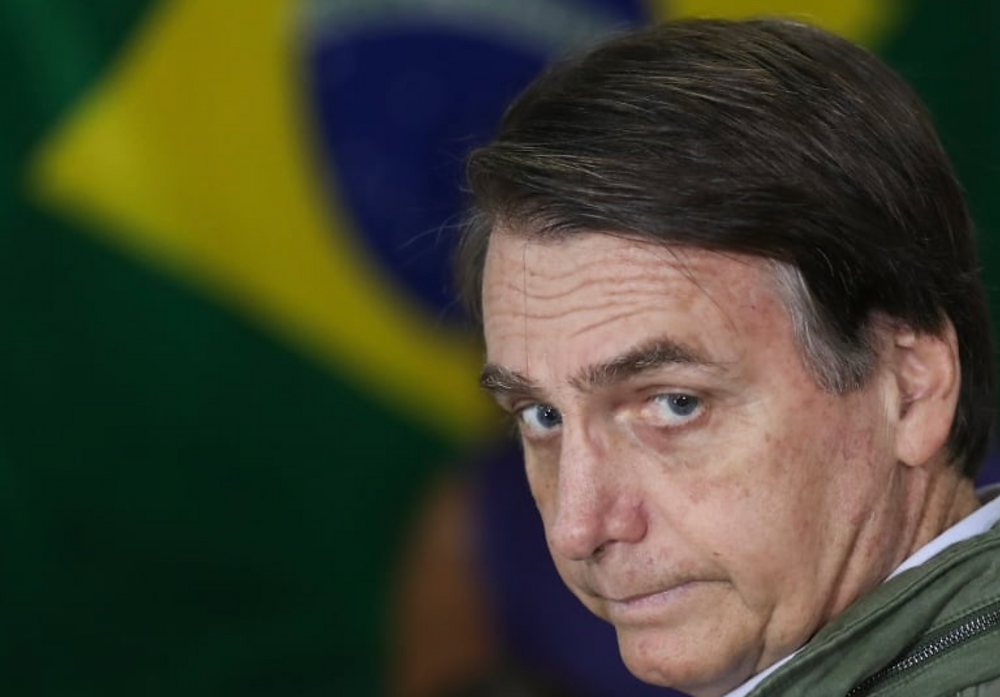 Some have accused Brazilian President Jair Bolsonaro of seeing Indigenous territories as obstacles to economic development. (Getty Images)