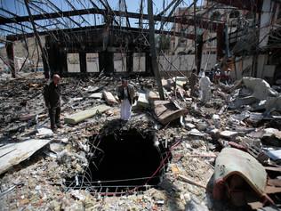 American Made Bombs Have Been Killing Civilians in Yemen