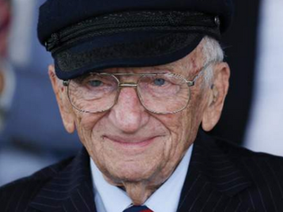 Ben Ferencz is 101 today.