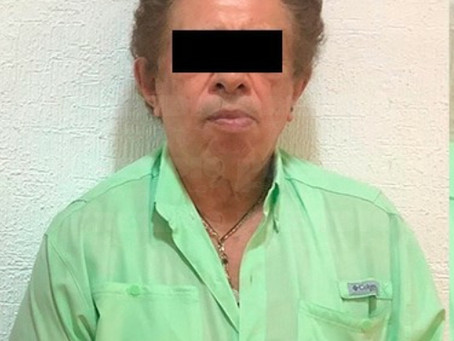 Detenido ex directivo de la empresa refresquera Sidra Pino