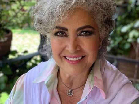 Amanda Miguel se retiraría de los escenarios para estar con su nieto