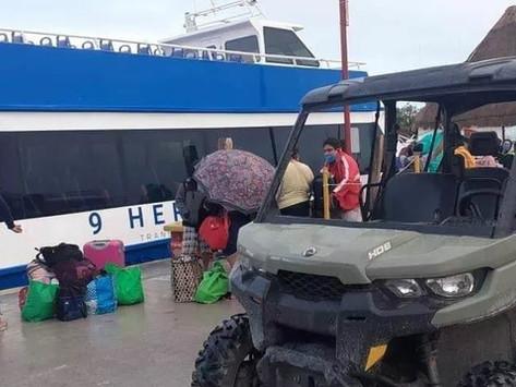Toque de queda en Quintana Roo a partir de las 5 de la tarde por Delta