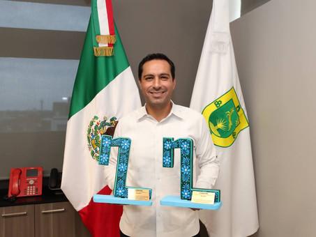 Yucatán recibió dos reconocimientos nacionales por buenas prácticas de calidad en Monitoreo