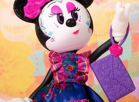 Disney celebra el Día de Muertos con la Minnie Catrina