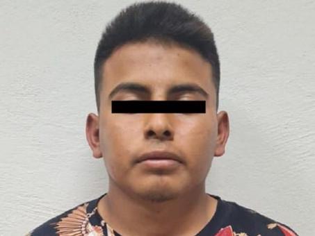 Capturan a sujeto involucrado en masacre de policías en Edomex; solo tiene 19 años