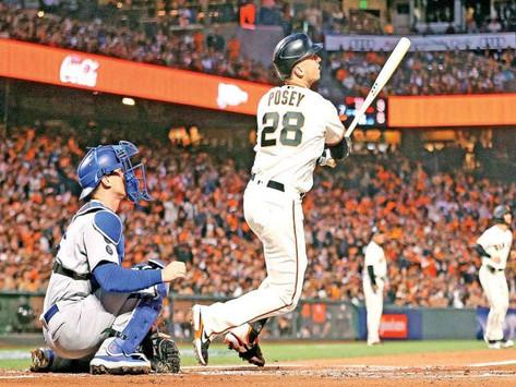 Dominio gigante; blanquean a los Dodgers