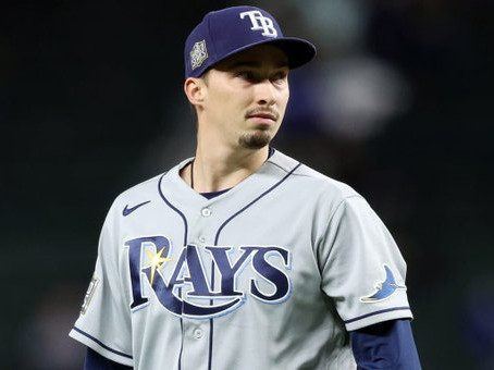 Rays dispuestos a cambiar a Blake Snell